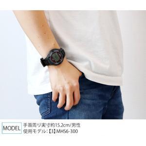 シチズン 腕時計 メンズ 電波時計 電波ソーラー Q&Q CITIZEN 国内正規品 デジタル 防水 MHS3-101 MHS7-300 MHS6-300 MHS6-302 tokeiten 07