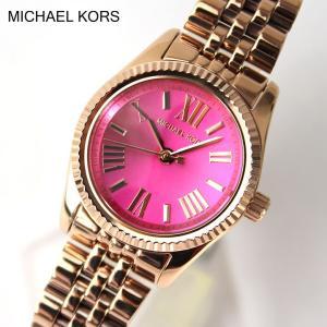 マイケルコース 時計 レディース 人気 MICHAEL KORS 腕時計 時計 MK3285 ゴールド×ピンク|tokeiten