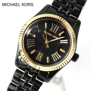 マイケルコース 時計 レディース 人気 MICHAEL KORS 腕時計 時計 MK3299 ゴールド×ブラック|tokeiten
