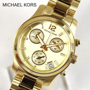 マイケルコース 時計 レディース 人気 MICHAEL KORS 男女兼用 ユニセックス 腕時計 時計 MK5384 ゴールド|tokeiten
