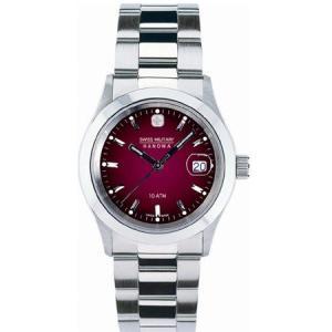 SWISS MILITARY スイスミリタリー メンズ 腕時計 新品 時計 エレガント ボルドー ML180 ML-180|tokeiten