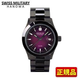 SWISS MILITARY スイスミリタリー 腕時計 新品 時計 エレガントブラック ML-189 ML189 メンズウォッチ 国内正規品|tokeiten