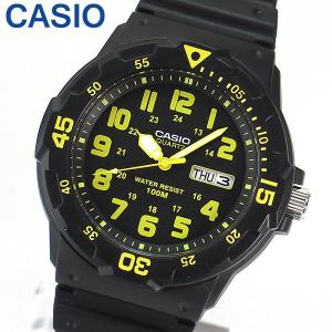 専用BOXなし 3ヶ月保証 CASIO カシオスタンダード MRW-200H-9B 海外モデル メンズ 腕時計 ブラック 黄色 黒 チープカシオ チプカシ|tokeiten