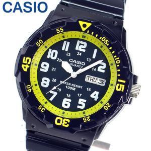 3ヶ月保証 CASIO カシオ MRW-200HC-2B 海外モデル メンズ 腕時計 ネイビー チープカシオ チプカシ|tokeiten