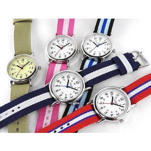 レビューを書いてネコポスで送料無料 CREPHA クレファー メンズ レディース 腕時計 白 青 赤 NATOバンド カジュアル ポイント消費|tokeiten|05