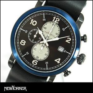 NEWYORKER ニューヨーカー overstage オーバーステージ メンズ 腕時計 NY007-00N NY007.00N 国内正規品|tokeiten