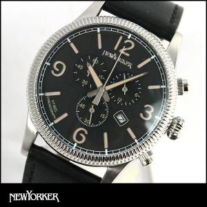 ポイント10倍 NEWYORKER ニューヨーカー coinedge コインエッジ メンズ 腕時計 NY008-09N NY008.09N 国内正規品|tokeiten