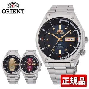 先着8%OFFクーポン SPORTS スポーツ ORIENT オリエント 機械式 メカニカル 自動巻き メンズ 腕時計 国内正規品 赤 レッド 青 ネイビー 銀 シルバー tokeiten