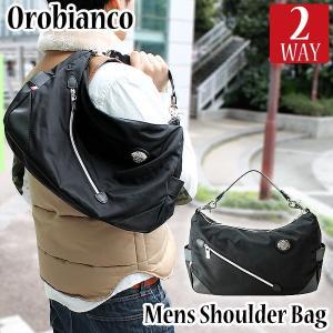 OROBIANCO オロビアンコ ボディバッグ ショルダーバッグ メンズ SILVESTRA-C シルベストラ 黒 ブラック|tokeiten