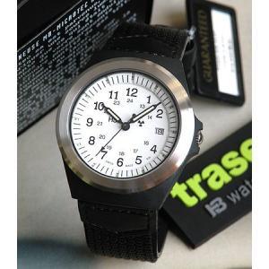 21日まで最大36倍 全品トレーサー TRASER トレーサー ホワイト ミリタリー 腕時計 P5900.506.33.07|tokeiten