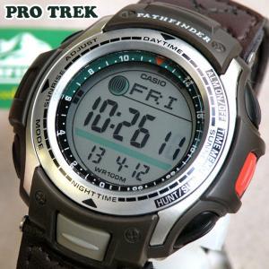 カシオ パスファインダー PAS-410B-5 腕時計 メンズ|tokeiten