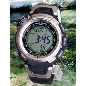 CASIO PROTREKカシオ プロトレック メンズ 腕時計時計 PRW-1300-1 カシオプロトレック 海外モデル 電波 ソーラー|tokeiten
