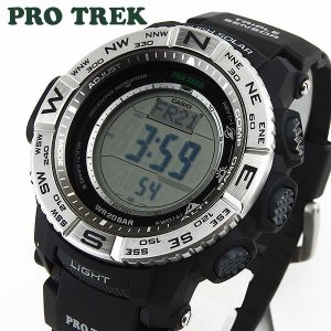 CASIO カシオ PRO TREK プロトレック MULTI FIELD LINE PRW-3500-1 ソーラー電波時計 メンズ 腕時計|tokeiten