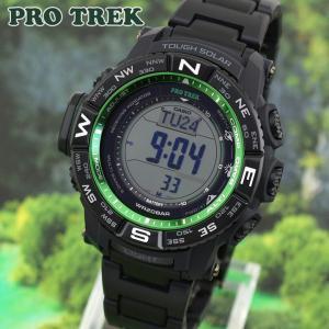 CASIO カシオ PROTREK プロトレック ソーラー電波時計 PRW-3510FC-1 メンズ 腕時計 多機能 デジタル 海外モデル 誕生日プレゼント 男性|tokeiten