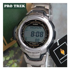プロトレック PRO TREK カシオ PRW-500T-7 電波 ソーラー 腕時計 プロトレック|tokeiten