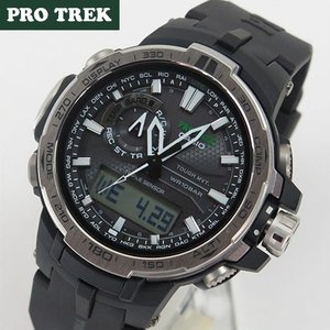 CASIO PRO TREK カシオ プロトレック メンズ 腕時計 時計 ウォッチ 電波ソーラー PRW-6000-1 海外モデル 電波 ソーラー|tokeiten