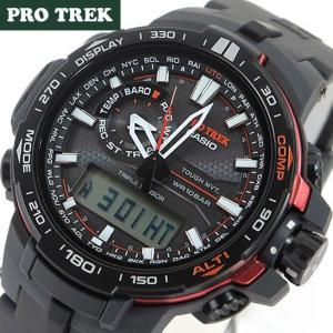 1a972164a5 CASIO PRO TREK カシオ プロトレック メンズ 腕時計 時計電波ソーラー PRW-6000Y-1 ...
