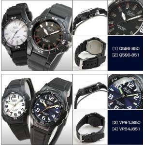 レビューを書いてネコポスで送料無料 シチズン 時計 腕時計 Q&Q メンズ レディース 防水 VP84-852 VP84-854 ポイント消化 ファルコン|tokeiten|11