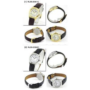 シチズン レグノ ソーラーテック 選べる6モデル CITIZEN REGUNO 国内正規品 レディース 腕時計 ソーラー ブラウン ブラック 革ベルト レザー ギフト|tokeiten|03