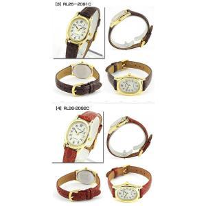 シチズン レグノ ソーラーテック 選べる6モデル CITIZEN REGUNO 国内正規品 レディース 腕時計 ソーラー ブラウン ブラック 革ベルト レザー ギフト|tokeiten|04