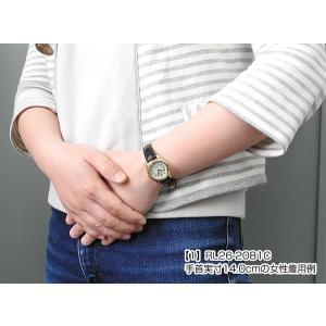 シチズン レグノ ソーラーテック 選べる6モデル CITIZEN REGUNO 国内正規品 レディース 腕時計 ソーラー ブラウン ブラック 革ベルト レザー ギフト|tokeiten|06