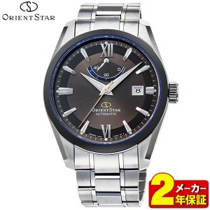 ORIENT STAR オリエントスター 機械式 メカニカル 自動巻き RK-AF0001B スタンダード メンズ 腕時計 国内正規品 銀 チタン|tokeiten