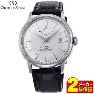 ORIENT STAR オリエントスター 機械式 メカニカル 自動巻き RK-AF0002S クラシック メンズ 腕時計 国内正規品  ブラック|tokeiten