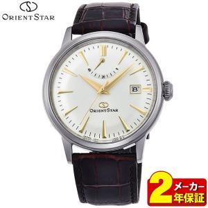 カレンダー付 ORIENT STAR オリエントスター 機械式 メカニカル 自動巻き RK-AF0003S クラシック メンズ 腕時計 国内正規品 ゴールド|tokeiten