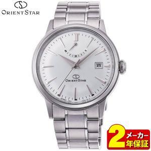 ORIENT STAR オリエントスター 機械式 メカニカル 自動巻き RK-AF0005S クラシック メンズ 腕時計 国内正規品 銀|tokeiten