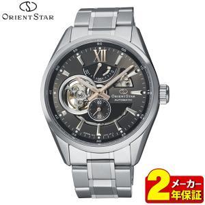 ORIENT STAR オリエントスター 機械式 自動巻き RK-AV0005N モダンスケルトン メンズ 腕時計 国内正規品 シルバー|tokeiten