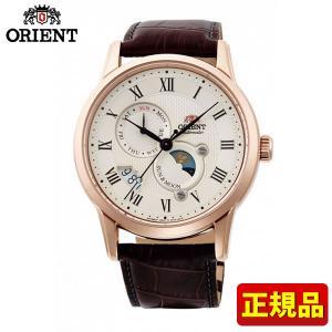 ORIENT オリエント クラシック SUN&MOON サン&ムーン RN-AK0001S 国内正規品 メンズ 腕時計 機械式 メカニカル 自動巻き|tokeiten