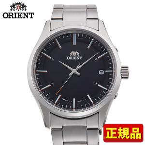 コンテンポラリー CONTEMPORARY ORIENT オリエント RN-SE0002B メンズ 腕時計 国内正規品 銀 シルバー 黒 ブラック|tokeiten