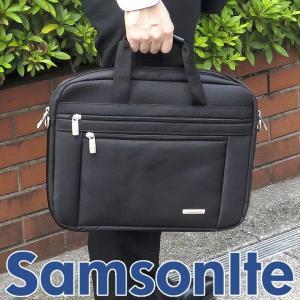 SAMSONITE サムソナイト ビジネス スーツ メンズ バッグ 鞄 ブリーフケース 黒 ブラック 43271-1041|tokeiten