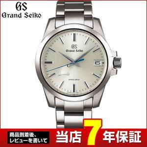 レビュー7年保証 SEIKO セイコー GRAND SEIKO グランドセイコー SBGA279 国内正規品 スプリングドライブ メンズ 腕時計|tokeiten
