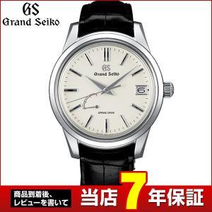 ポイント最大36倍 SEIKO セイコー Grand Seiko グランドセイコー SBGA293 国内正規品 スプリングドライブ 腕時計 メンズ クロコダイル バンド|tokeiten