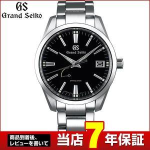 ポイント最大36倍 SEIKO セイコー Grand SEIKO グランドセイコー スプリングドライブ SBGA301 国内正規品 メンズ 腕時計 メタル バンド|tokeiten
