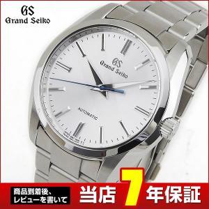 Grand SEIKO グランドセイコー 機械式 メカニカル 自動巻き SBGR299 国内正規品 メンズ 腕時計 シルバー メタル|tokeiten