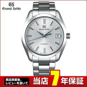 ポイント最大36倍 レビュー7年保証 SEIKO GRAND SEIKO グランドセイコー 機械式 メカニカル 自動巻き SBGR307 国内正規品 メンズ 腕時計 銀 シルバー メタル|tokeiten