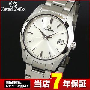 ポイント最大36倍 レビュー7年保証 Grand SEIKO グランドセイコー クオーツ SBGV221 国内正規品 メンズ 腕時計 シルバー メタル バンド|tokeiten