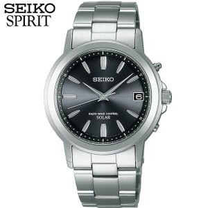 セイコー スピリット 腕時計 SEIKO SPIRIT 電波ソーラー 電波 ソーラー メンズ SBT...