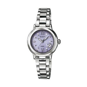 カシオ シーン SHEEN CASIO 電波 ソーラー レディース 腕時計 SHW-1500D-6AJF|tokeiten