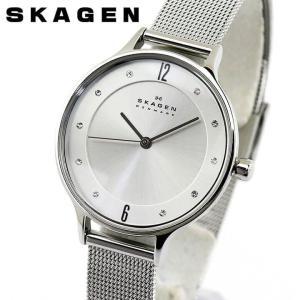 SKAGEN スカーゲン SKW2149 ANITA アニータ アナログ レディース 腕時計 海外モデル 銀 シルバー メタル|tokeiten