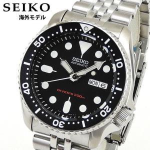 腕時計 メンズ メンズ腕時計 SKX007KD ダイバーズウォッチ メタル|tokeiten