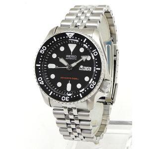腕時計 メンズ メンズ腕時計 SKX007KD ダイバーズウォッチ メタル|tokeiten|02
