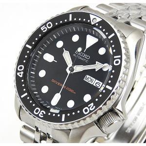 腕時計 メンズ メンズ腕時計 SKX007KD ダイバーズウォッチ メタル|tokeiten|03