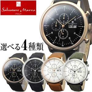ポイント最大26倍 セール 腕時計 メンズ サルバトーレマーラ Salvatore Marra SM12124 SM-12124 国内正規品|tokeiten