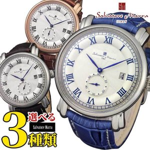 ポイント最大26倍 セール 腕時計 メンズ サルバトーレマーラ Salvatore Marra SM13121 SM-13121 国内正規品|tokeiten