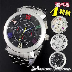 ポイント最大26倍 セール 腕時計 メンズ サルバトーレマーラ Salvatore Marra SM14107 SM-14107 国内正規品|tokeiten