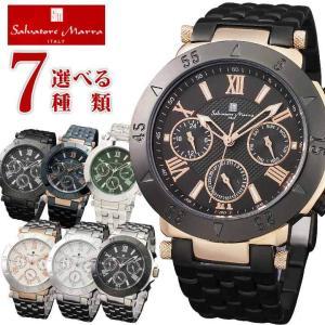 ポイント最大26倍 セール 腕時計 メンズ サルバトーレマーラ Salvatore Marra SM14118 SM-14118 国内正規品|tokeiten