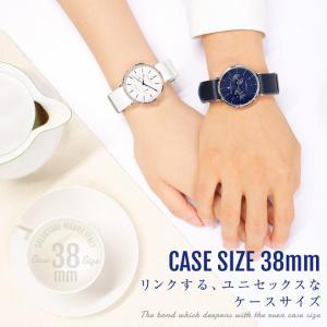 ペアBOX付 サルバトーレマーラ Salvatore Marra SM15117 ペアウォッチ カップル メンズ レディース 腕時計 ホワイト tokeiten 09
